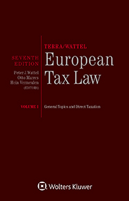European Tax Law Seventh Edition; Volume I (Full edition)