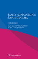 Family and Succession Law in Denmark, Third edition by ANDERSEN