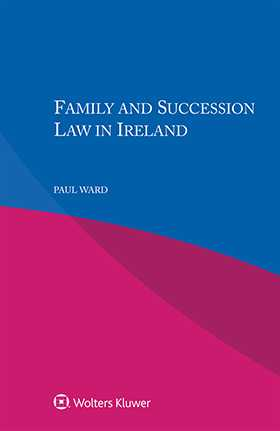 Family and Succession Law in Ireland, 2nd edition