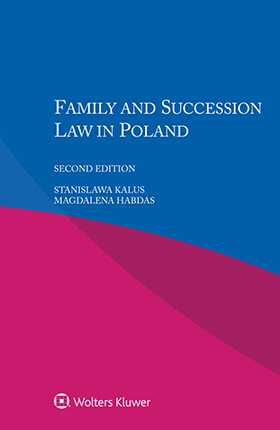 Family and Succession Law in Poland, 2nd edition