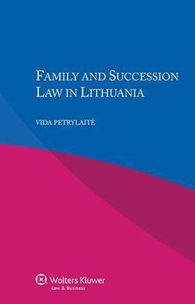 Family and Succession Law in Lithuania