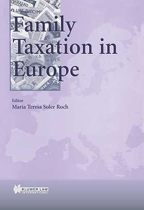 Family Taxation in Europe