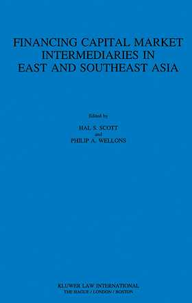Financing Capital Market Intermediaries in East and Southeast Asia