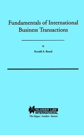 Fundamental International Business Transactions