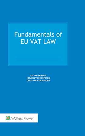 Fundamentals of EU VAT Law by DOESUM