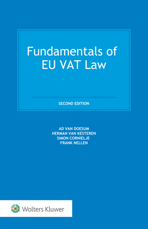 Fundamentals of EU VAT Law, Second Edition by DOESUM