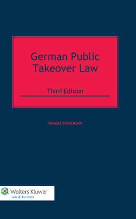 German Public Takeover Law - Third Edition