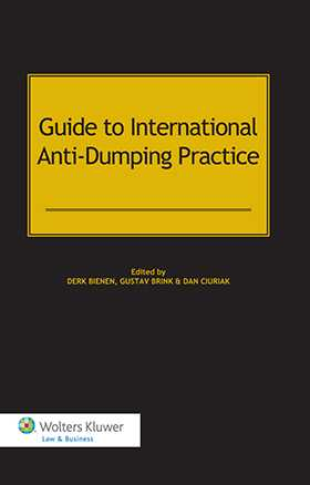 Guide To International Anti Dumping Practice