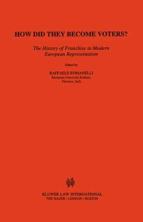 How Did They Become Voters? The History Of Franchise In Modn Euro