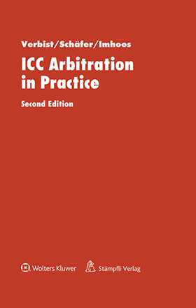 ICC Arbitration in Practice. Second Edition