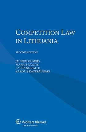 Competition Law in Lithuania - Second Edition
