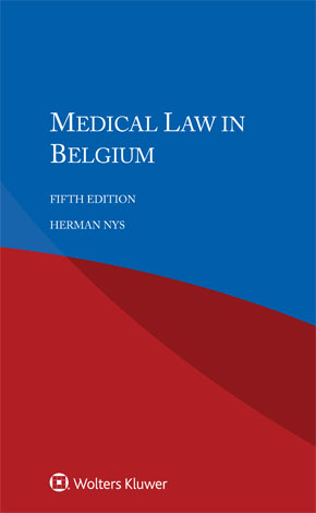 Medical Law in Belgium, Fifth Edition by NYS