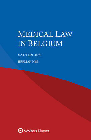 Medical Law in Belgium, Sixth edition by NYS