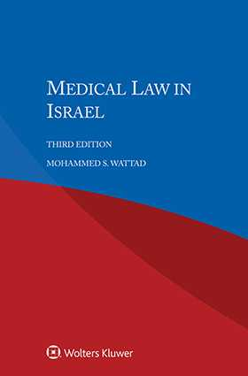 Medical Law in Israel, Third Edition