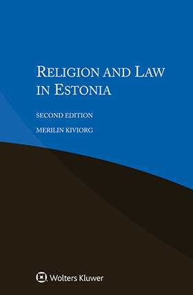Religion and Law in Estonia, Second Edition