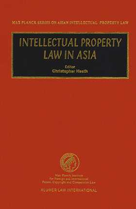 Intellectual Property Law in Asia