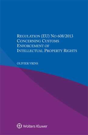 Regulation (EU) NO 608/2013 by VRINS