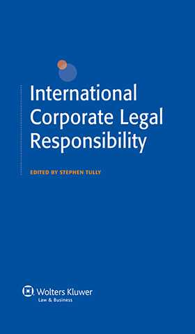International Corporate Legal Responsibility by