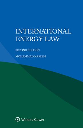 International Energy Law, 2nd edition by NASEEM