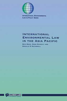 International Law In The Asia Pacific
