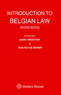 Introduction to Belgian Law, Second Edition