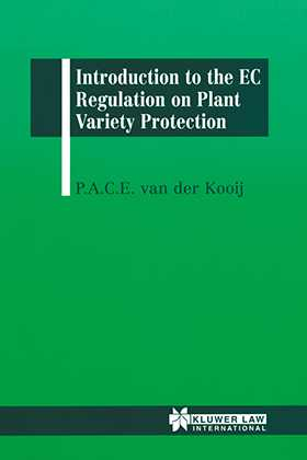 Introduction To The EC Regulation On Plant Variety Protection