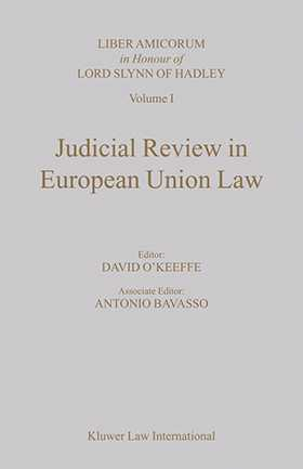 Judicial Review in European Union Law