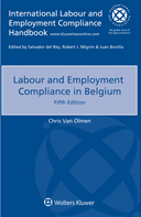 Labour and Employment Compliance in Belgium, Fifth edition by OLMEN