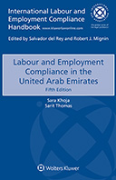 Labour and Employment Compliance in The United Arab Emirates, fifth edition by KHOJA