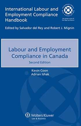 Labour and Employment Compliance in Canada - Second Edition