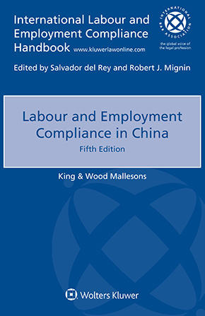 Labour and Employment Compliance in China, Fifth edition by WOOD