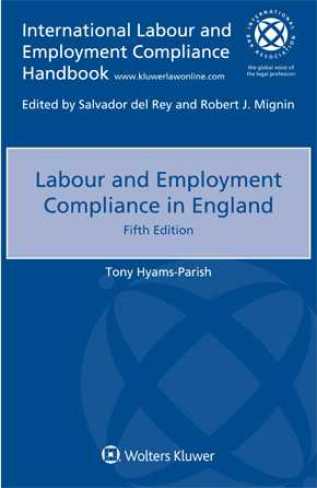 Labour and Employment Compliance in England, 5th edition by PARISH