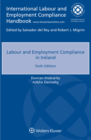 Labour and Employment Compliance in Ireland, Sixth edition by INVERARITY