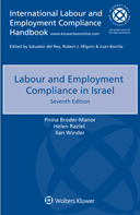Labour and Employment Compliance in Israel, Seventh edition by WINDER