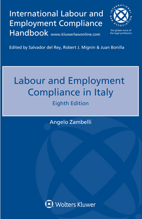 Labour and Employment Compliance in Italy, Eighth edition by ZAMBELLI