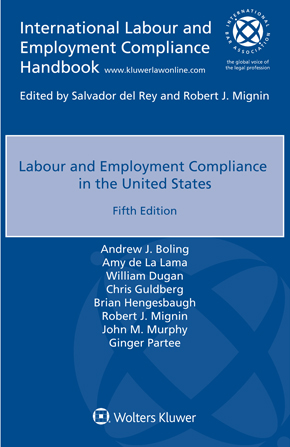 Labour and Employment Compliance in the United States, Fifth edition by BOLING