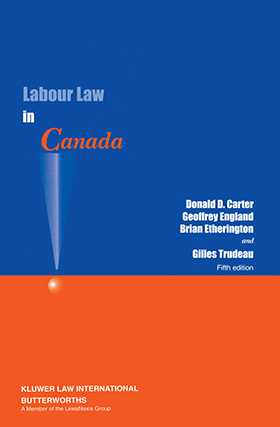 Labour Law in Canada