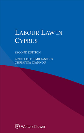 Labour Law in Cyprus, Second Edition by EMILIANIDES