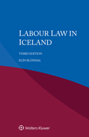 Labour Law in Iceland, Third edition by BLONDAL