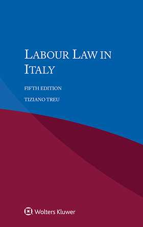 Labour Law in Italy, Fifth Edition