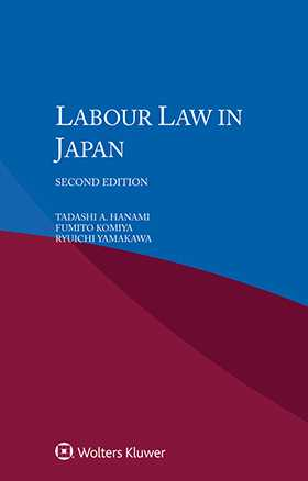 Labour Law in Japan, Second Edition
