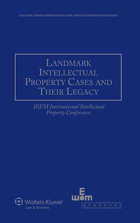 Landmark Intellectual Property Cases and Their Legacy
