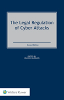 The Legal Regulation of Cyber Attacks, Second Edition by IGLEZAKIS