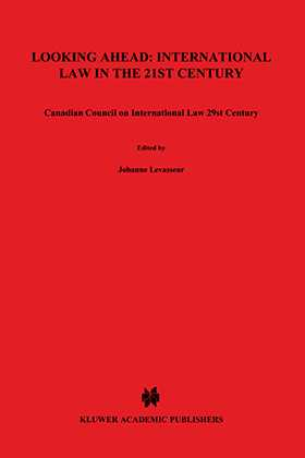 Looking Ahead: International Law in the 21st Century