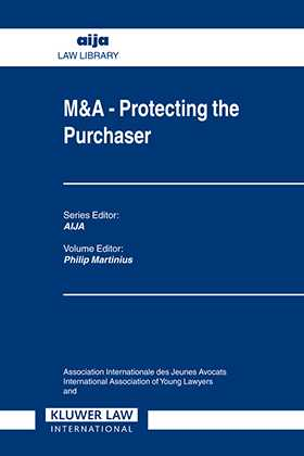 M&A: Protecting the Purchaser