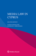 Media Law in Cyprus, Second Edition by STRATILATIS