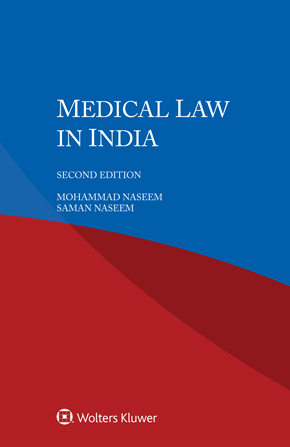 Medical Law in India, Second edition by NASEEM