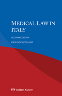 Medical Law in Italy, Second Edition by COMANDE
