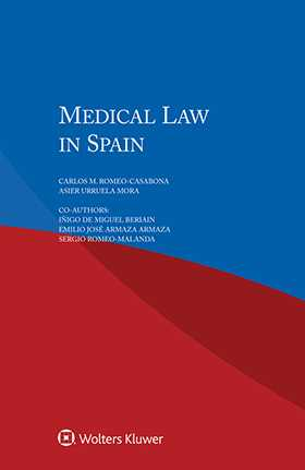Medical Law in Spain by CASABONA