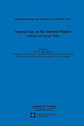 Natural Gas in the Internal Market